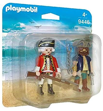 PLAYMOBIL 9446 - Pirate and Soldier