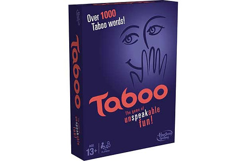TABOO (ENGLISH) (A4626)