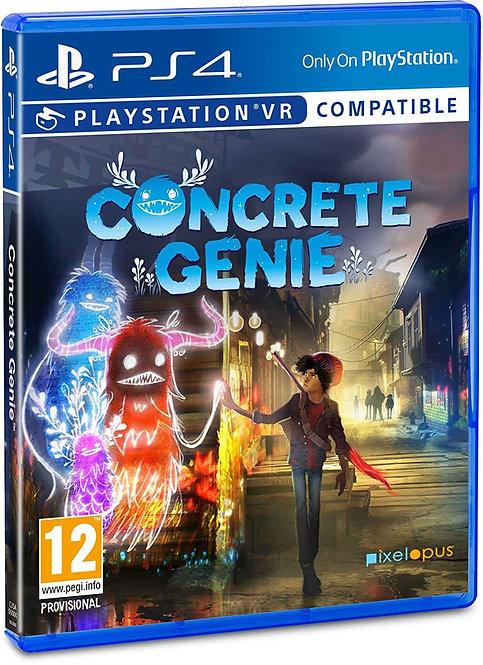 PS4 CONCRETE GENIE - VR COMPATIBLE