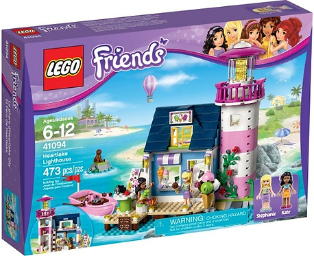 LEGO 41094 FRIENDS - Heartlake Lighthouse