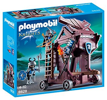 PLAYMOBIL 6628 KNIGHTS - Eagle Knights Attack Tower
