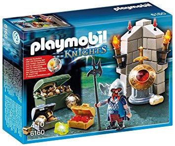 PLAYMOBIL 6160 KNIGHTS - King's Treasure Guard