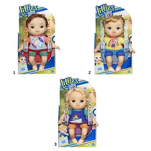 BABY ALIVE LITTLES SQUAD (E8407)