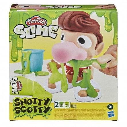 PLAY-DOH SNOTTY SCOTTY (E6198)