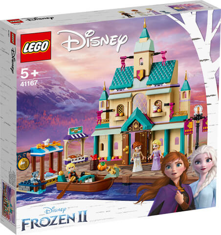LEGO 41167 FROZEN II - Arendelle Castle Village
