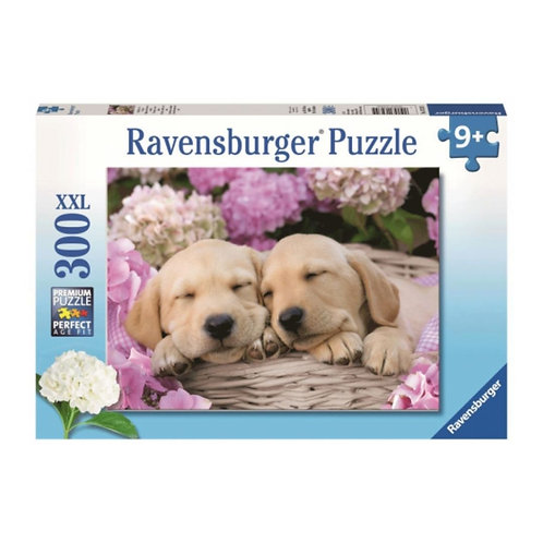 RAVENSBURGER PUZZLE 300XXL PCS SLEEPING PUPPIES
