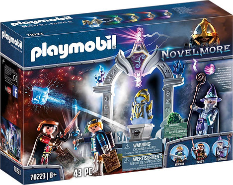 PLAYMOBIL 70223 NOVELMORE - Temple of Time