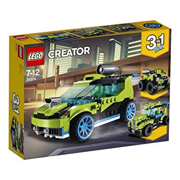 LEGO 31074 CREATOR - Rocket Rally Car