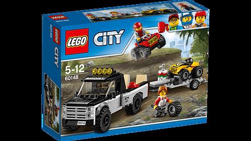 LEGO 60148 CITY - ATV Race Team