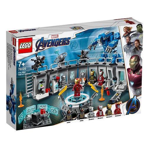 LEGO 76125 MARVEL AVENGERS - Iron Man Hall of Armor