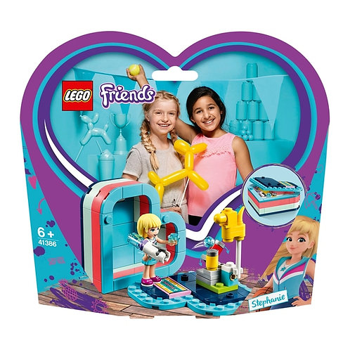 LEGO 41386 FRIENDS - Stephanie's Summer Heart Box