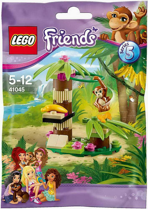 LEGO 41045 FRIENDS - Orangutan's Banana Tree