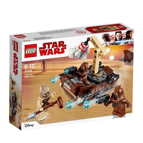 LEGO 75198 STAR WARS - Tatooine Battle Pack