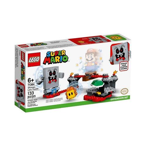 LEGO 71364 SUPER MARIO - Whomp's Lava Trouble Expansion Set