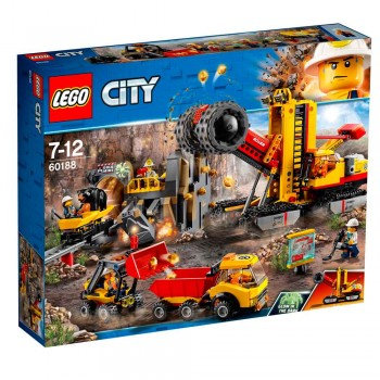 LEGO 60188 CITY - MINING EXPERTS SITE