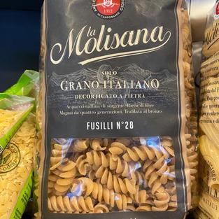 Fusilli Whole Wheat