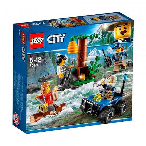 LEGO 60171 CITY - Mountain Fugitives