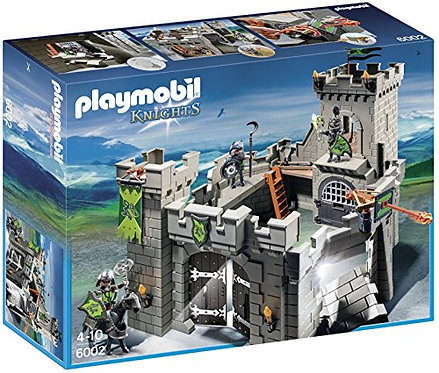 PLAYMOBIL 6002 KNIGHTS - Wolf Knights` Castle