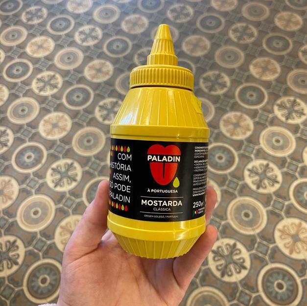 Portuguese Mustard
