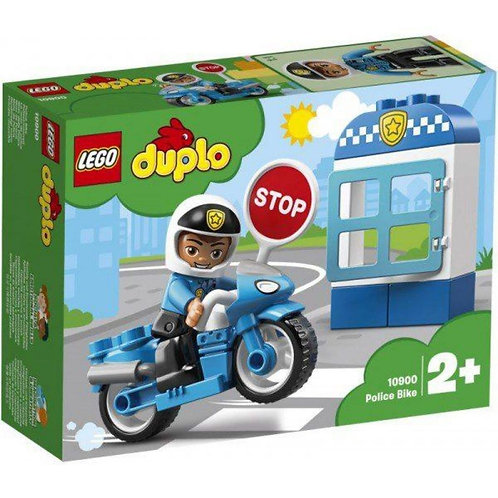 LEGO 10900 DUPLO - Police Bike