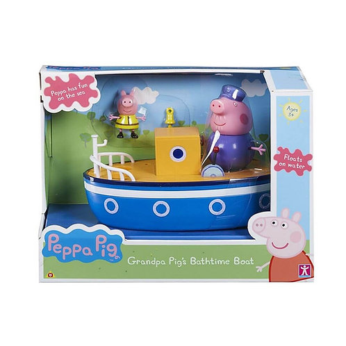 PEPPA PIG GRANDPA PIG'S BATHTIME BOAT (GPH05060)