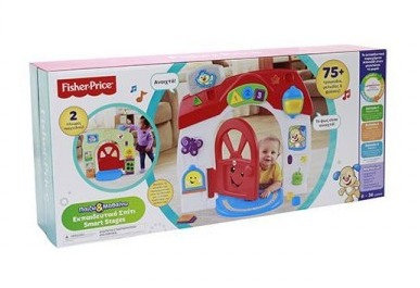 Fisher Price Εκπαιδευτικό Σπίτι Smart Stages