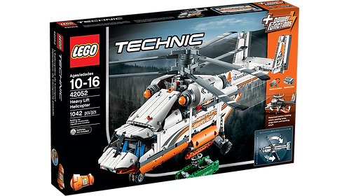 LEGO 42052 TECHNIC - Heavy Lift Helicopter