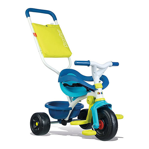 SMOBY BE FUN BLUE COMFORT TRICYCLE (7/740405)