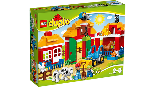 LEGO 10525 DUPLO - Big Farm