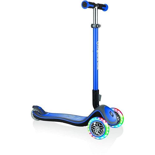 GLOBBER SCOOTER ELITE DELUXE NAVY BLUE (444-400)
