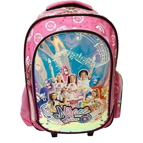MIRACLE TUNES TROLLEY BAG
