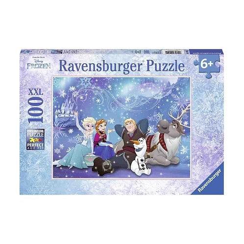RAVENSBURGER PUZZLE 100XXL PCS FROZEN