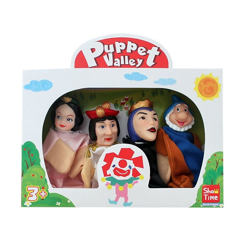 SNOW WHITE - PUPPETS