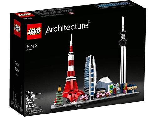 LEGO 21051 ARCHITECTURE - Tokyo