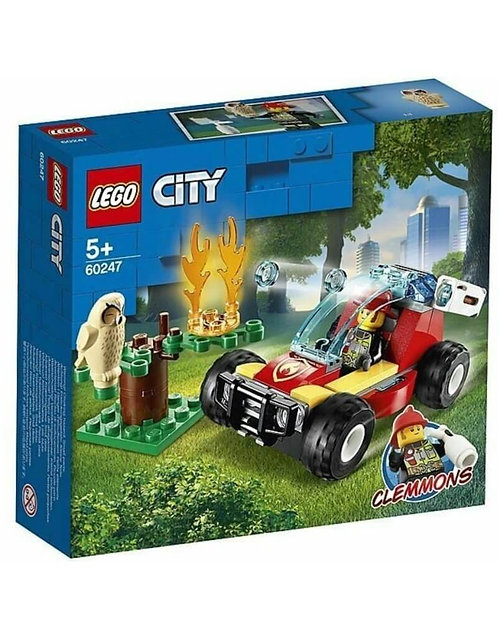 LEGO 60247 CITY - Forest Fire