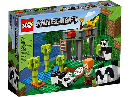 LEGO 21158 MINECRAFT - The Panda Nursery