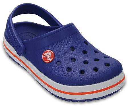 CROCS CROCBAND CLOG KIDS - CERULEAN BLUE