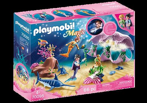 PLAYMOBIL 70095 MAGIC - Pearl Shell Nightlight