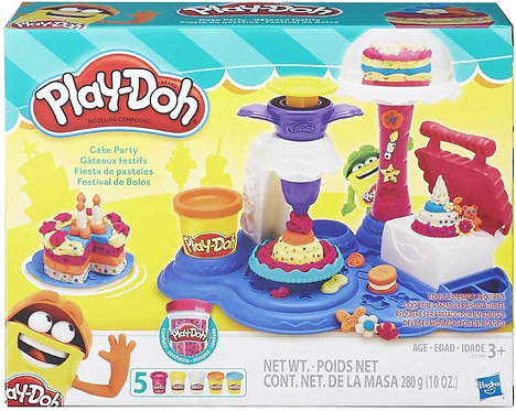 PLAY-DOH CAKE PARTY (B3399)