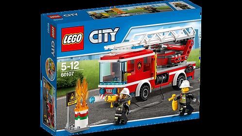 LEGO 60107 CITY - Fire Ladder Truck