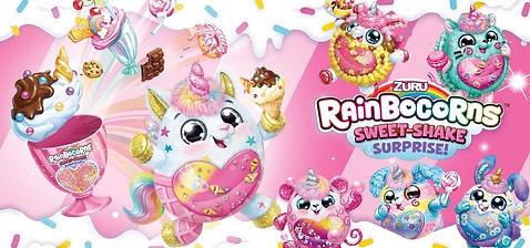 Rainbocorns Sweet-Shake Surprise