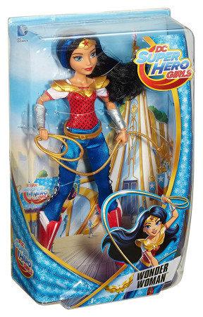 DC SUPER HERO GIRLS - WONDER WOMAN 30CM