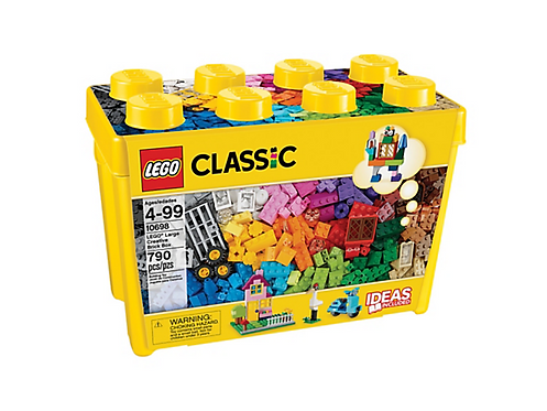 LEGO CLASSIC - Large Creative Brick Box