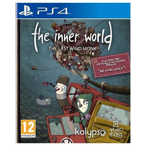 PS4 THE INNER WORLD: LAST W.M.