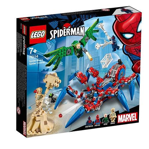 LEGO 76114 MARVEL - Spider-Man's Spider Crawler