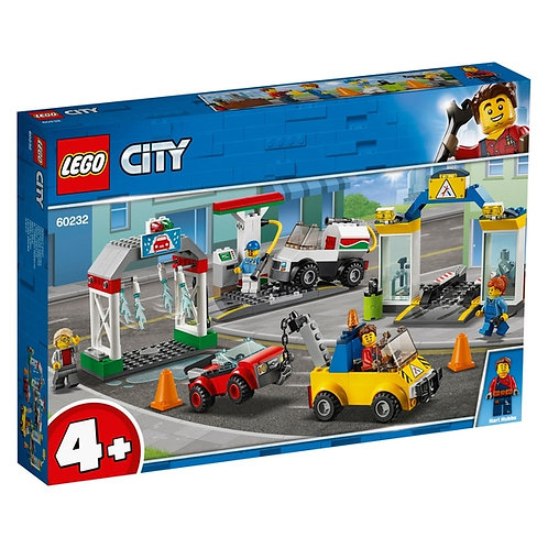 LEGO 60232 CITY - Garage Center