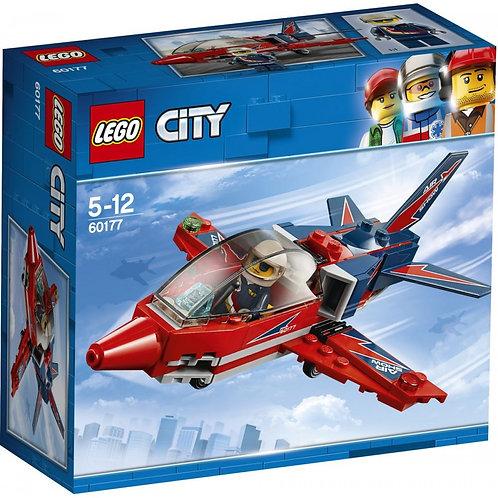 LEGO 60177 CITY - Airshow Jet