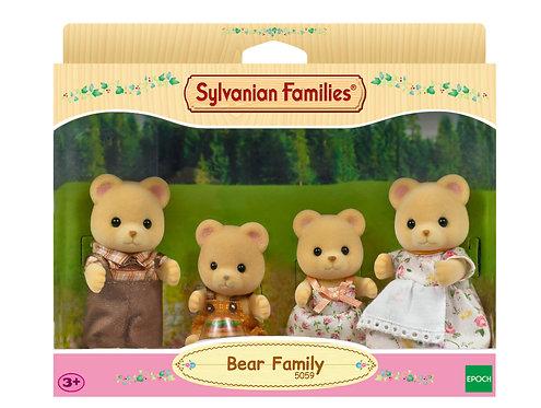 SYLVANIAN FAMILIES: BEAR FAMILY (5059)