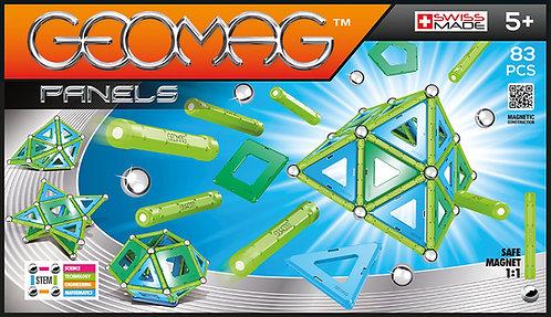 GEOMAG PANELS SET - 83 PCS