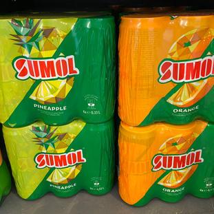 Sumol 6 Pack